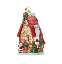 Christopher Radko Countdown Cottage Ornament