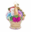 Christopher Radko Delicious Delights Ornament