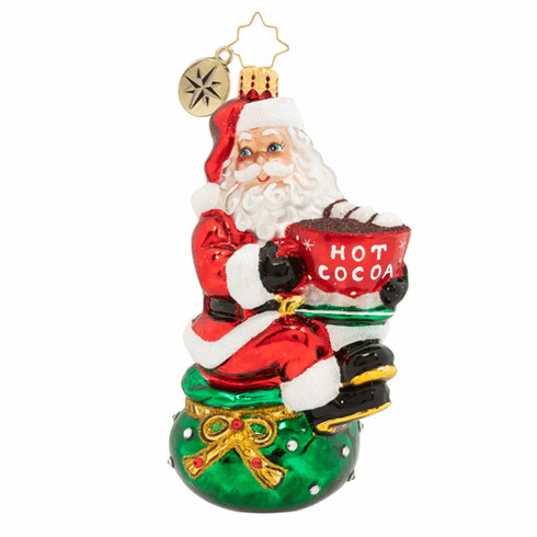 Christopher Radko Dont Forget The Marshmallows Ornament