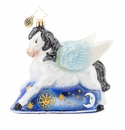 Christopher Radko Dreaming of Pegasus Ornament