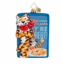 Christopher Radko Frosted Flakes, They're GRRRREAT! Ornament