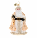 Christopher Radko Golden Commander Ornament