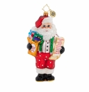 Christopher Radko Gone Shopping Ornament