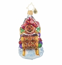 Christopher Radko Hold on Tight Gem! Ornament