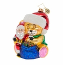 Christopher Radko Holiday Bear Hugs! Ornament