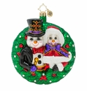 Christopher Radko Holiday Rendezvous! Ornament