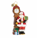 Christopher Radko Is It Time For Christmas? Ornament