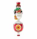 Christopher Radko It's Frosty on Top Tree Topper Ornament