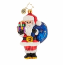 Christopher Radko Jolly Saint Nick! Ornament