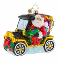 Christopher Radko Joyful Ride Ornament