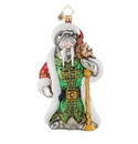 Christopher Radko Magnificent Walrus Ornament