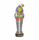 Christopher Radko Mystery Of The Nile Ornament