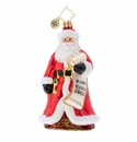 Christopher Radko Naughty or Nice? Ornament