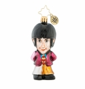 Christopher Radko On Wings Of Christmas Ornament - Paul McCartney