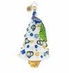 Christopher Radko Peacock Perfection! Christmas Tree Ornament