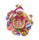 Christopher Radko Popping Out Surprise! Ornament