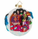 Christopher Radko Protecting Pepperland with Love Ornament