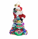 Christopher Radko Shiny Brite Shenanigans Ornament