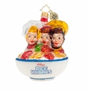 Christopher Radko Snap, Crackle and Pop! Ornament