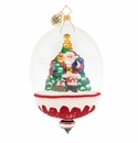 Christopher Radko Snowdome of Toys Ornament