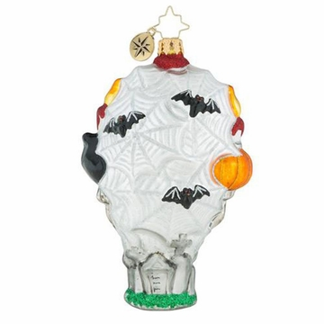 Christopher Radko Spooky Spires Halloween Ornament