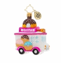 Christopher Radko Sprinkle Express Gem Ornament