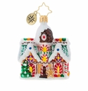 Christopher Radko Sweet Invitation Gem Ornament