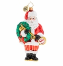 Christopher Radko The Key to Christmas Cheer Ornament