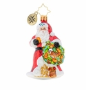 Christopher Radko The Perfect Pear Gem Ornament