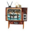 Christopher Radko There Are Beatles In The Living Room! Ornament - Beatles on Television