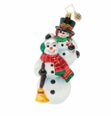 Christopher Radko There is Snow-Buddy Like You! Ornament
