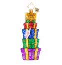 Christopher Radko Tower of Gifts! Ornament