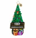 Christopher Radko Treetop Concerto Ornament