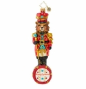 Christopher Radko What A Bear Nutcracker Ornament