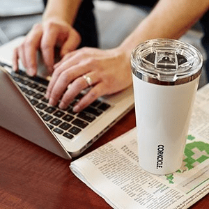 Corkcicle Thermal Tumblers & Stemless Wine Glasses - SALE!