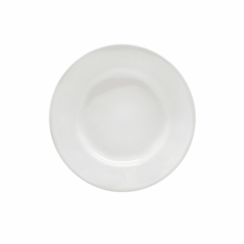 Costa Nova Astoria Bread Plates Set Of 6 - White