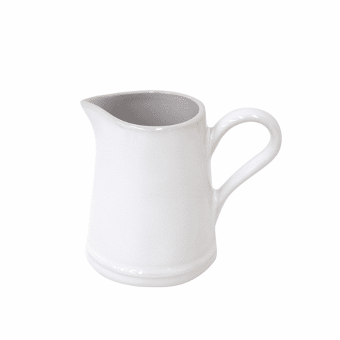 Costa Nova Astoria Creamer - White