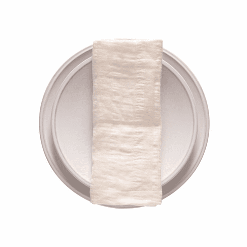 Costa Nova Cascata Linens Napkin Dust - Set of 2
