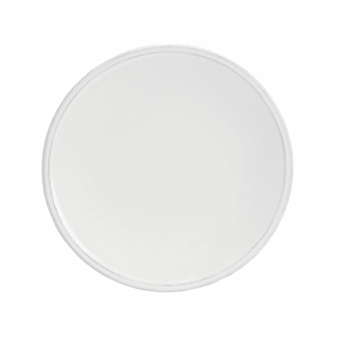 Costa Nova Friso Salad Plates Set Of 6 - White
