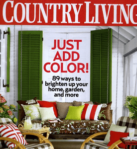Country Living Magazine Shop Guide - June 2010