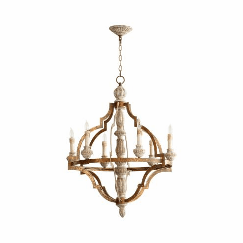 Cyan Design Bastille Six Light Chandelier