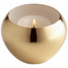 Cyan Design Candle Cup Brass