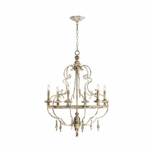 Cyan Design Davinci Six Light Chandelier