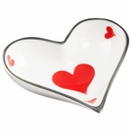 Cyan Design Heart Tray