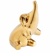 Cyan Design Jumbo Gold Elephant Sculpture