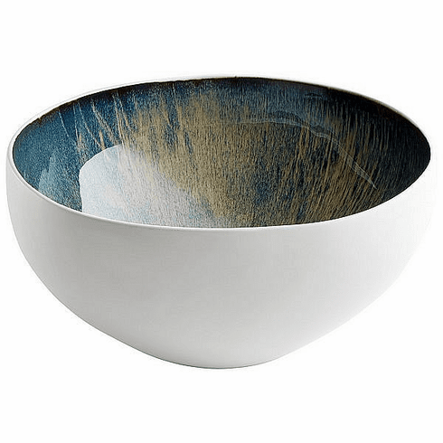Cyan Design Large Android Bowl