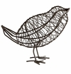 Cyan Design Large Bird On a Wire Sculpture