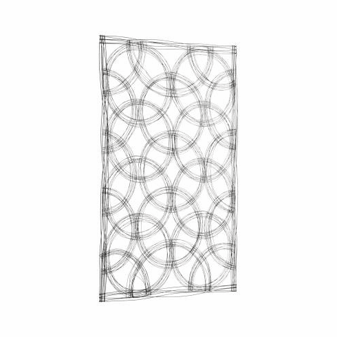 Cyan Design Large Kaleidoscope Wall Decor