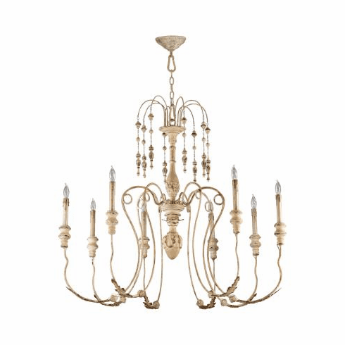 Cyan Design Maison Eight Light Chandelier