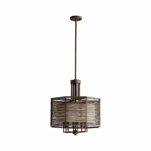 Cyan Design Pascal Eight Light Chandelier